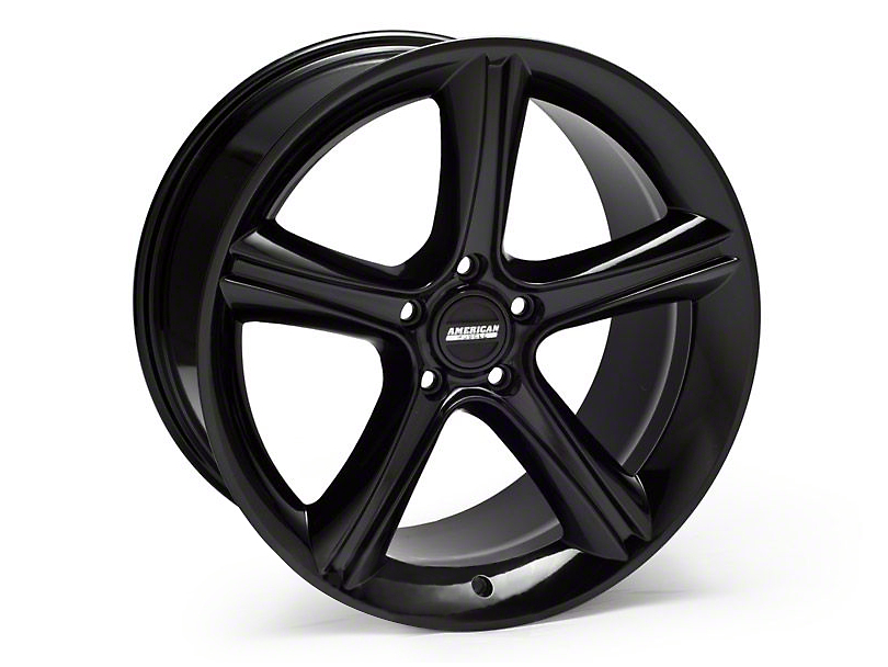 2010 GT Premium Style Black Wheel - 19x10 (05-14 GT, V6)