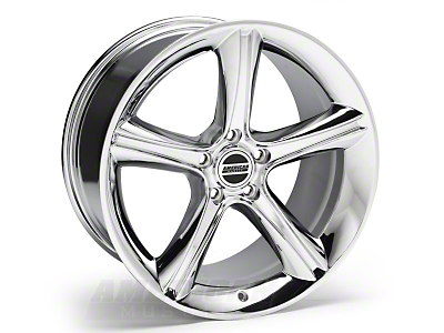 Chrome 2010 Style GT Premium Wheel - 19x10 (05-14 GT, V6)