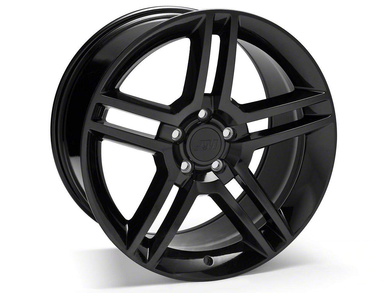 2010 GT500 Black Wheel - 19x10 (05-14 All)