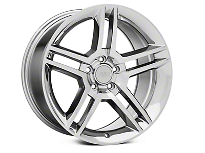 Chrome 2010 Style GT500 Wheel - 19x10 (05-14 All)