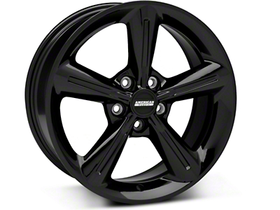 2010 OE Black Wheel - 18x8 (05-14 GT, V6)