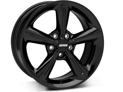 2010 OE Style Black Wheel - 18x8 (05-14 GT, V6)