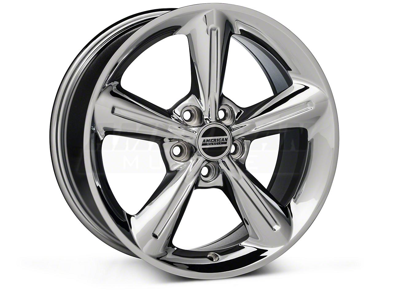 2010 OE Chrome Wheel - 18x8 (05-14 GT, V6)