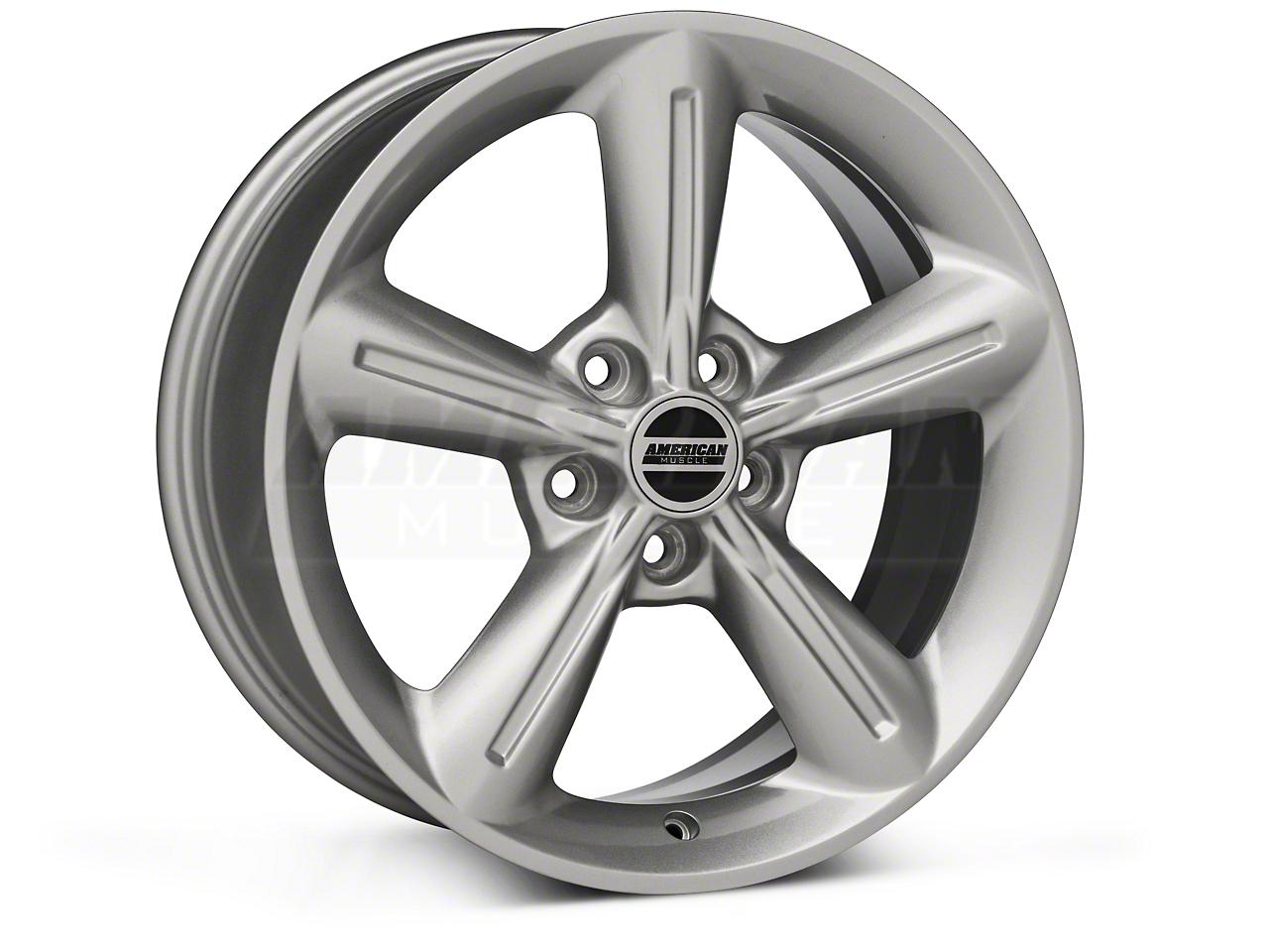 2010 OE Style Silver Wheel - 18x8 (05-14 GT, V6)
