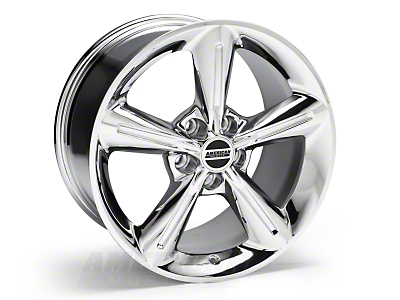 2010 OE Chrome Wheel - 18x10 (05-14 GT, V6)