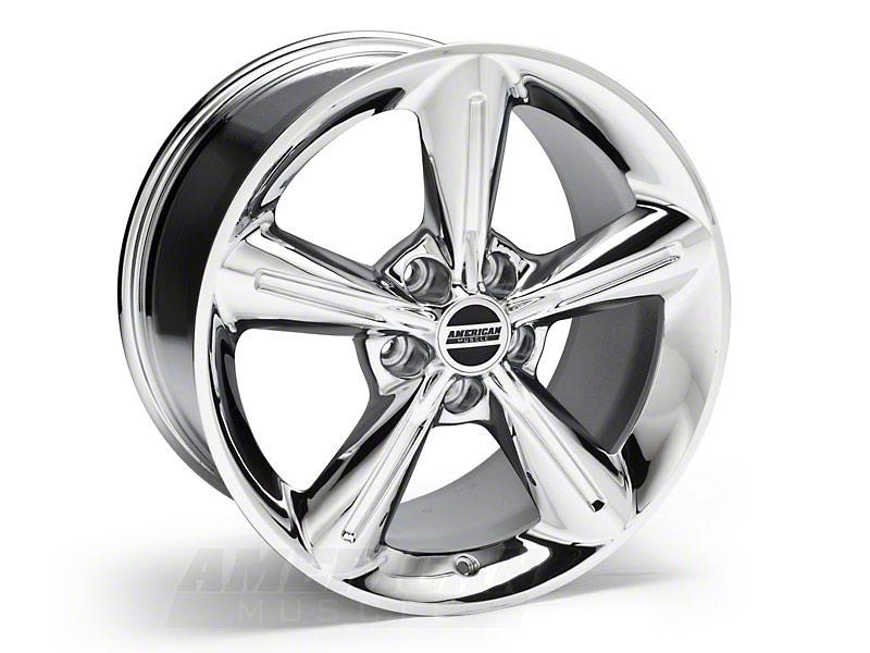 2010 OE Style Chrome Wheel - 18x10 (05-14 GT, V6)