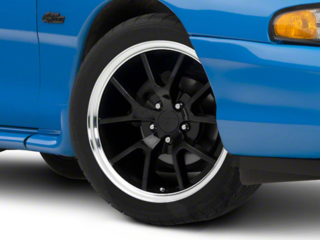 FR500 Style Black Wheel - 18x9 (94-04 All)