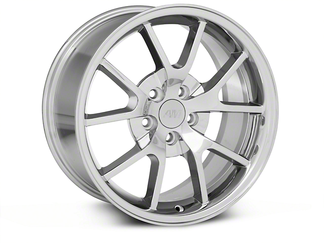 FR500 Style Chrome Wheel - 18x9 (94-04 All)