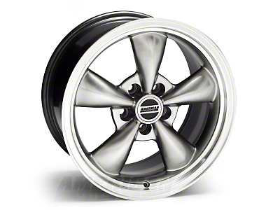 Hypercoated Bullitt Wheel - 17x9 (94-04 All)