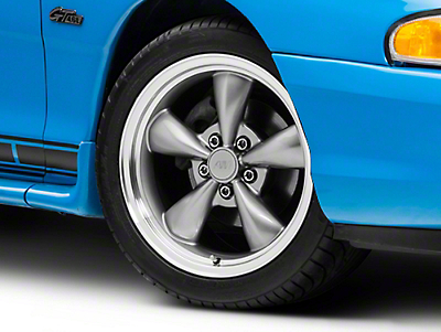 Anthracite Bullitt Wheel - 17x9 (94-04 All)
