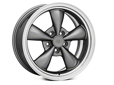 Bullitt Anthracite Wheel - 17x8 (05-14 V6; 05-10 GT, Excluding GT500)
