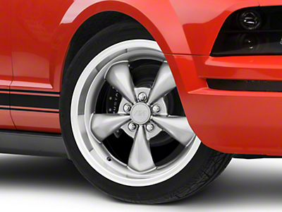 Deep Dish Bullitt Anthracite Wheel - 18x9 (05-14 GT, V6)