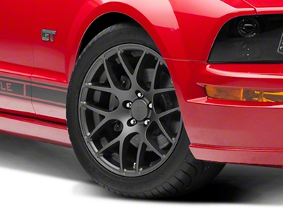 AMR Charcoal Wheel - 18x8 (05-14 All)