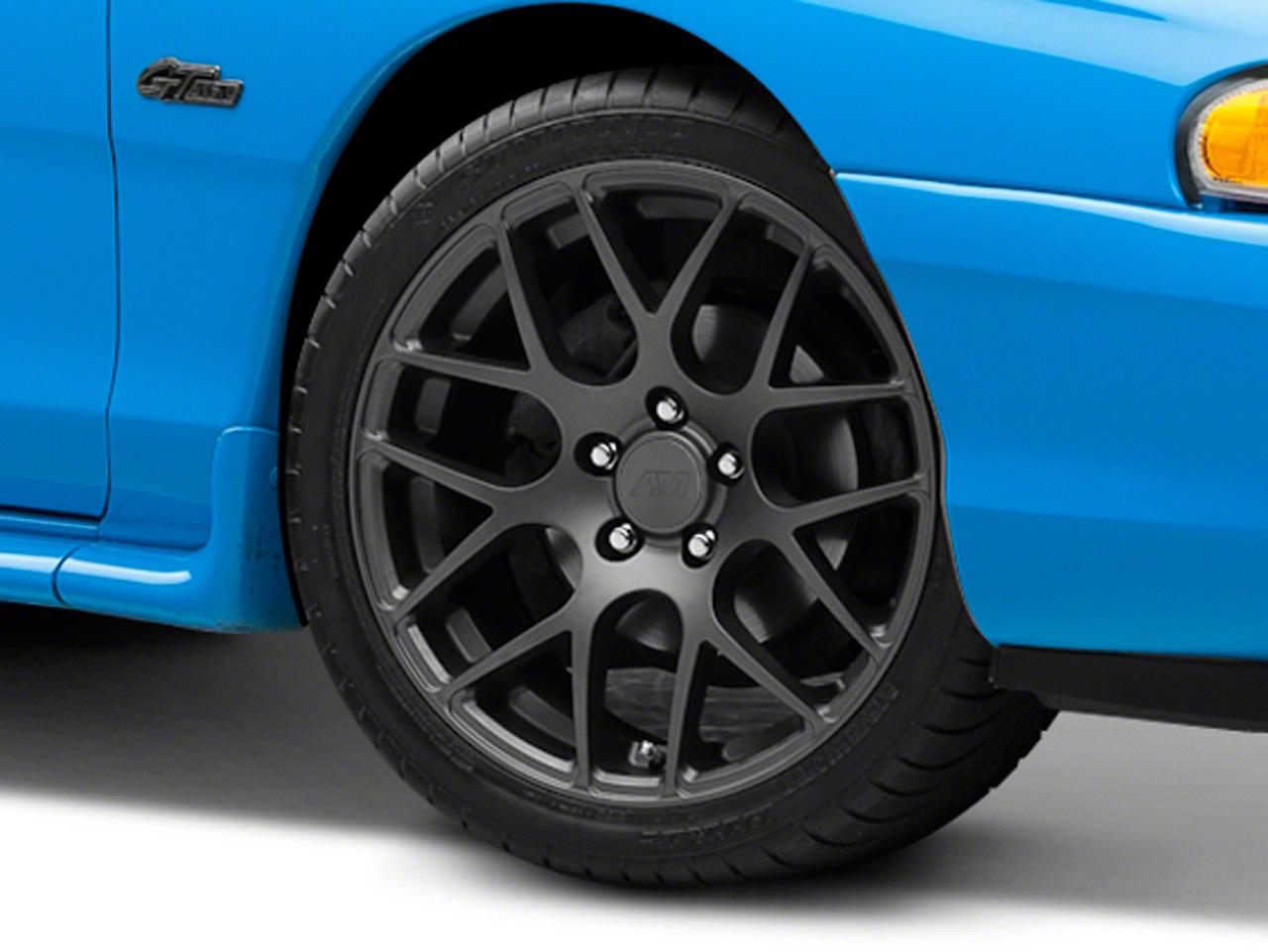 AMR Charcoal Wheel - 18x8 (94-04 All)