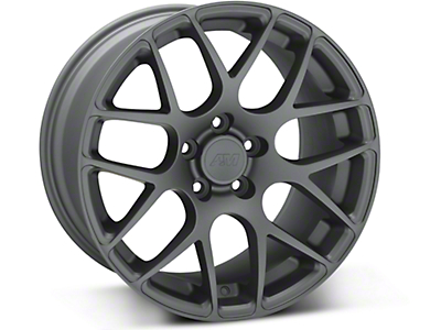 AMR Charcoal Wheel - 18x10 (05-14 All)