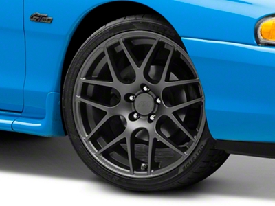 AMR Charcoal Wheel - 19x8.5 (94-04 All)