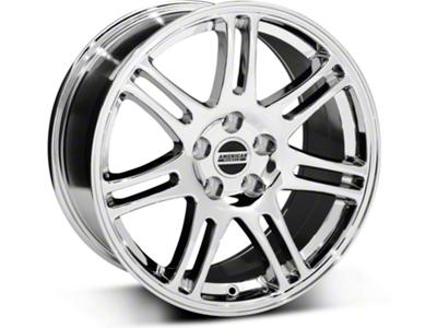 10th Anniversary Cobra Style Chrome Wheel - 18x9 (05-14 All)