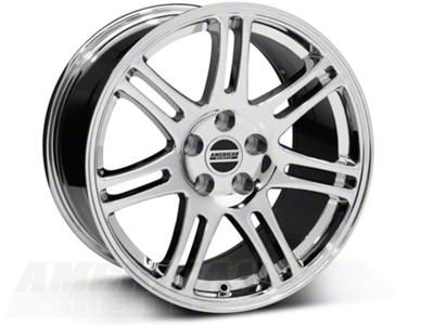 10th Anniversary Cobra Style Chrome Wheel - 18x10 (94-04 All)