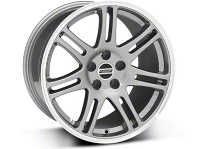 10th Anniversary Cobra Style Anthracite Wheel - 18x10 (94-04 All)