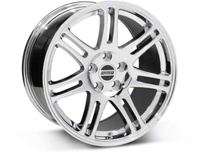 10th Anniversary Cobra Style Chrome Wheel - 18x10 (05-14 All)