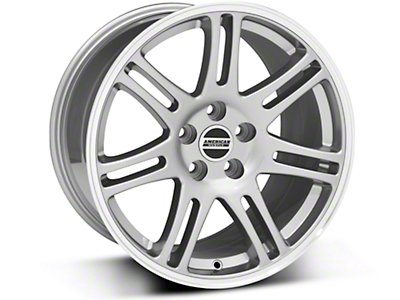 10th Anniversary Style Cobra Anthracite Wheel - 18x10 (05-14 All)