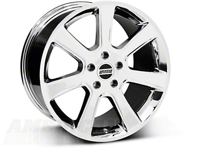 S197 Saleen Chrome Wheel - 18x10 (05-14 All)