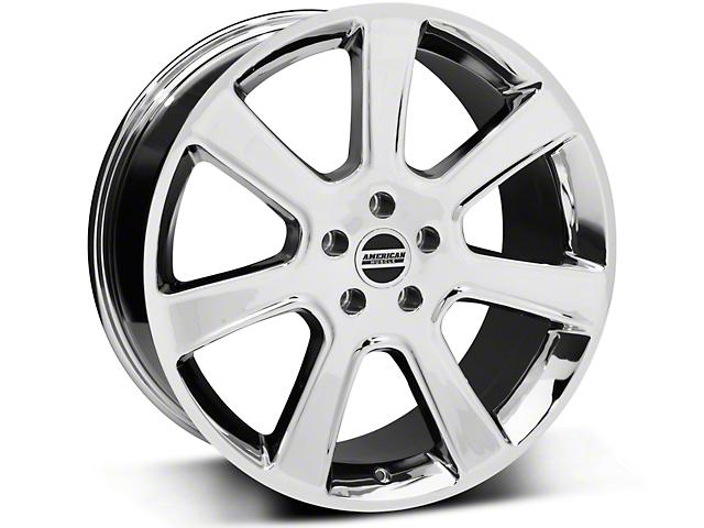 S197 Saleen Style Chrome Wheel - 20x9 (05-14 All)