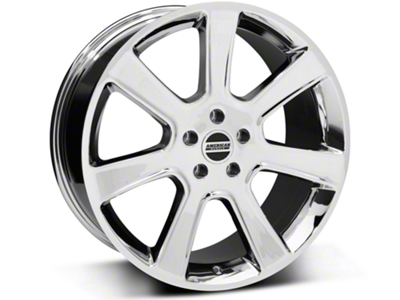 S197 Saleen Style Chrome Wheel - 20x9 (05-14 All)