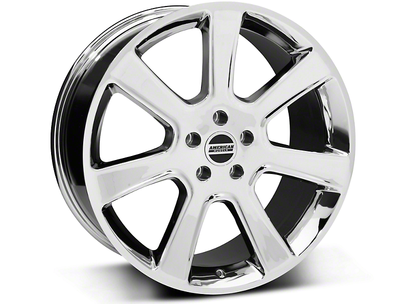 S197 Saleen Style Chrome Wheel - 20x9 (94-04 All)