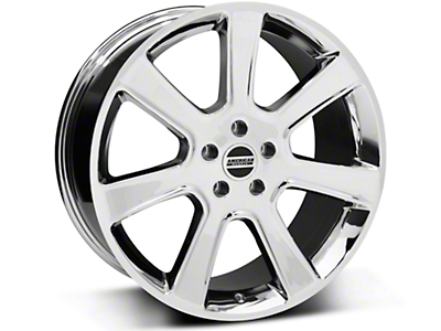 Chrome S197 Saleen Style Wheel 20x9 (94-04 All)