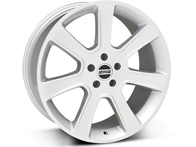 Silver S197 Saleen Style Wheel 20x9 (05-14 All)