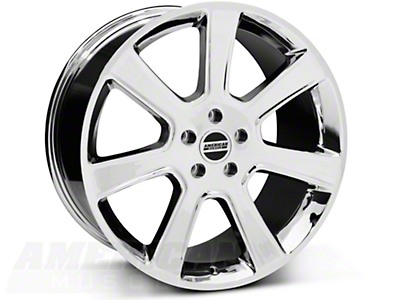 S197 Saleen Style Chrome Wheel - 20x10 (05-14 All)