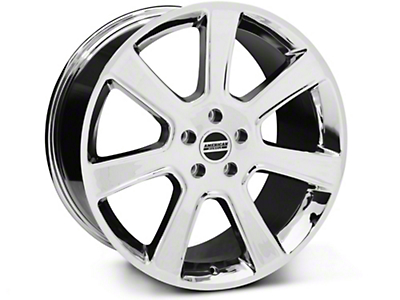 S197 Saleen Style Chrome Wheel - 20x10 (15-17 All)
