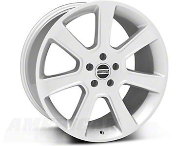 S197 Saleen Style Silver Wheel - 20x10 (05-14 All)