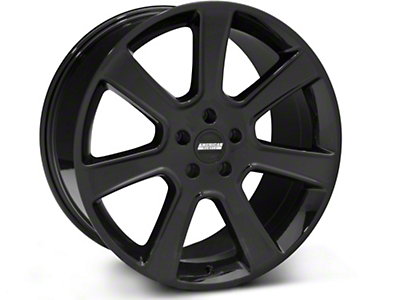 S197 Saleen Style Black Wheel - 20x10 (15-16 All)