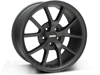 Matte Black FR500 Wheel - 18x9 (05-14 All)