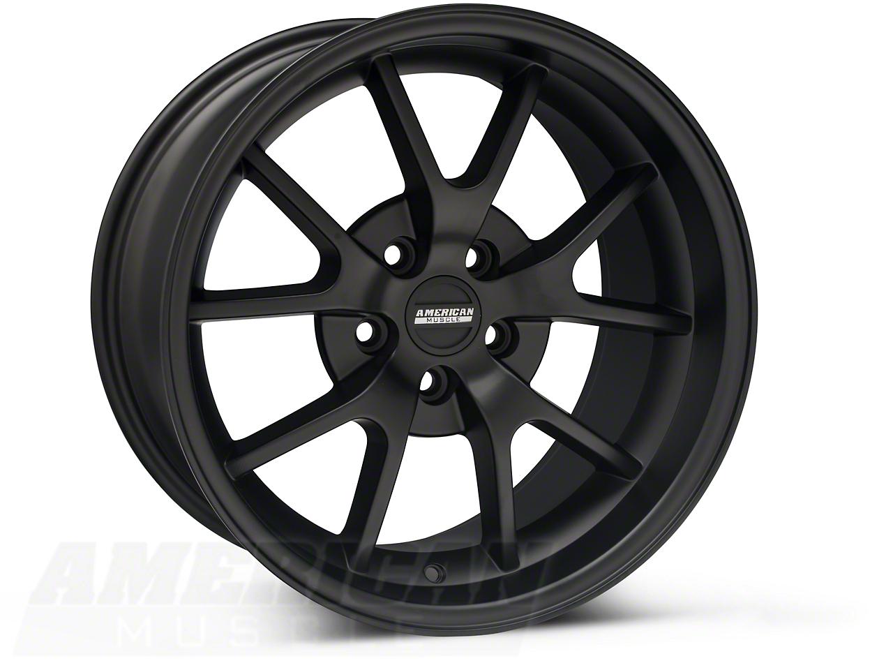 FR500 Matte Black Wheel - 18x10 (94-04 All)
