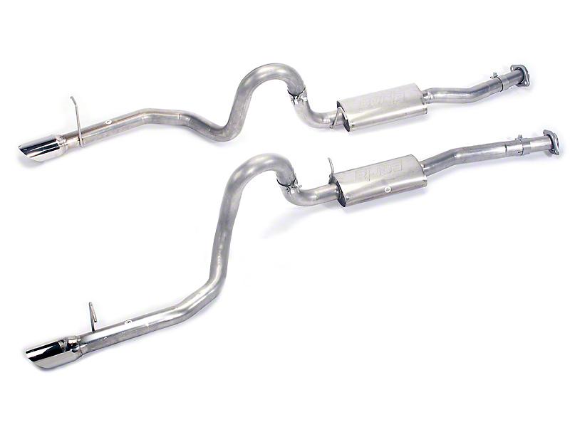 Borla Catback Exhaust (94-95 GT, Cobra)