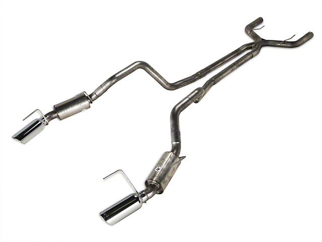 Borla Stinger S-Type Cat-Back (07-09 GT500)