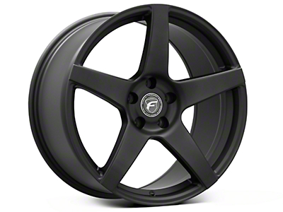 Matte Black Forgestar CF5 Monoblock Wheel - 19x10 (05-14 All)