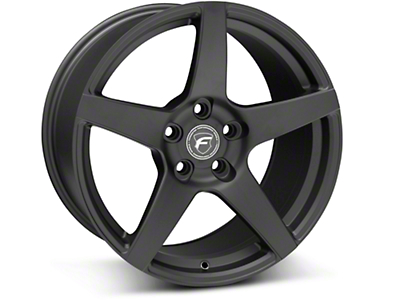Matte Black Forgestar CF5 Monoblock Wheel - 18x10 (05-14 All)
