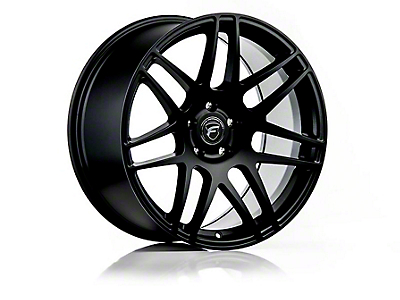 Forgestar F14 Monoblock Matte Black Wheel - 19x10 (15-16 All)