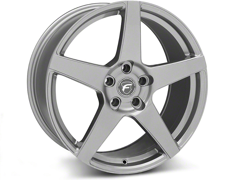 Forgestar CF5 Monoblock Gunmetal Wheel - 19x9 (05-14 All)