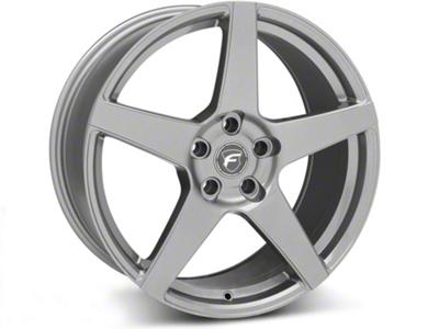 Forgestar CF5 Monoblock Gunmetal Wheel - 19x9 (05-14 All)