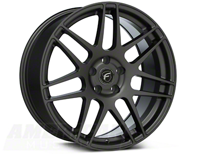 Gunmetal Forgestar F14 Monoblock Wheel - 19x9 (05-14 All)