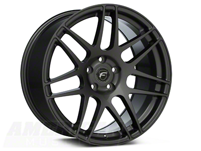 Gunmetal Forgestar F14 Monoblock Wheel - 19x10 (05-14 All)