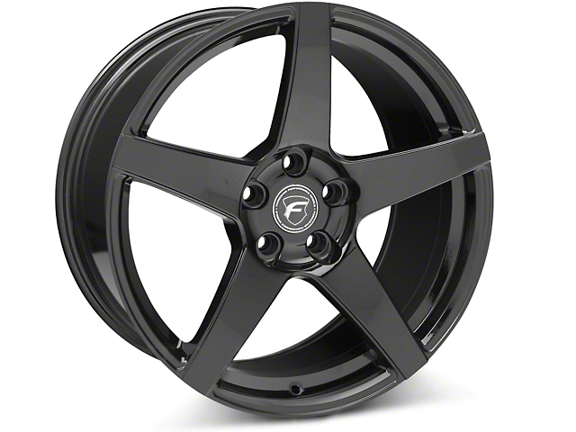 Forgestar CF5 Monoblock Piano Black Wheel - 19x10 (05-14 All)