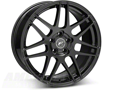 Piano Black Forgestar F14 Monoblock Wheel - 19x9 (05-14 All)