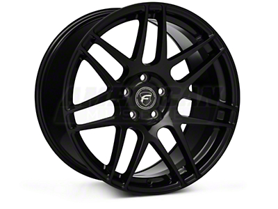 Piano Black Forgestar F14 Monoblock Wheel - 19x10 (05-14 All)