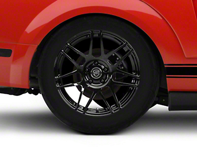 Forgestar F14 Monoblock Piano Black Wheel - 18x10 (05-14 All)
